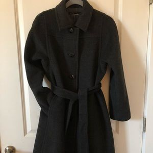 Marc by Marc Jacobs Gray Coat